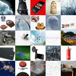 Flying penguins, media camouflage and the dynamics of sport all feature in this week's roundup from NOTCOT.org.