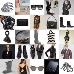 NotCouture roundup time! 25 of my favorite pieces leaning towards the darker, edgier side of things as we ease into fall/winter...