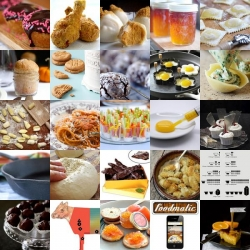 Deliciousness ~ 25 of my favorites from Tasteologie this week ~ so much more than just food ~ its an creatively inspiring feast for your eyes!