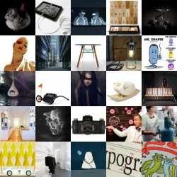November is off to a great start here at NOTCOT.org. This week's picks are dark, playful and seamlessly elegant. Whether you lust for tech, toys or TRON, it's all in this week's roundup.