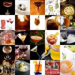 Liqurious Roundup of Holiday Libations! Some hot, some classic, some science experiment looking molecular mixology concoctions!