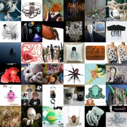 OCTOPUS ROUNDUP!!! 36 octopi posts rounded up in one easy spot ~ inspired by #20344
