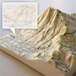 The Geospatial Information Authority of Japan (GSI), Japan's national mapping and surveying authority, offers free web-based three-dimensional topographical map of Japan that can be used for 3D printing.