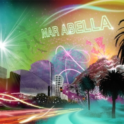New project by polopgraphic is an illustration for 'Mar Abella', electronic music artist from Barcelona  check it out!
