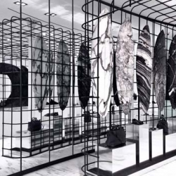 Alexander Wang teams up with Haydenshapes to showcase high-end surfboards as visual art pieces.