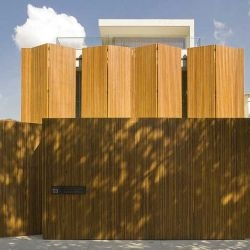 Brazillian architect Marcio Kogan has designed House 53 in São Paulo, Brazil.