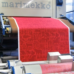 Ooh Design Klub gives us a peek into the Marimekko factory and HQ in Helsinki