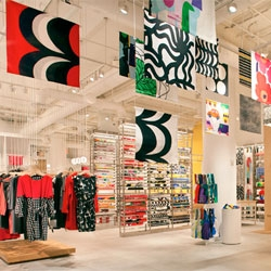 Marimekko opens their New York City Flagship store. Looks gorgeous!