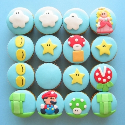 "A Flikr user by the name of ""hello naomi"" has a wonderful collection of cupcakes."
