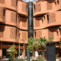 Inhabitat take a first look inside Foster + Partner's ambitious carbon-neutral Masdar City!