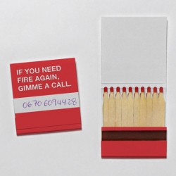 Sometimes small things can give you a big help. A pick up in a set of matches from Siamese Heads creative team.