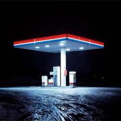 Cold stations series by photographer Matt Barnes.