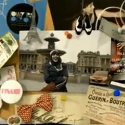 Check this new commercial for Mazda2 by CHE Melbourne. A real pleasure for the scrapbooking fans !