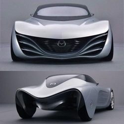 """Taiki is a cool concept car from Mazda that, according to Mazda themselves, has """"a design that visually expresses the flow of air""""."""