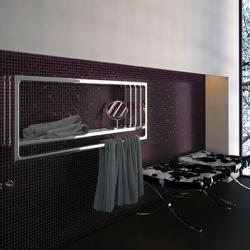 Montecarlo bathroom radiators for Tubes Radiatori by Peter Jamieson.