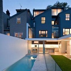 MCK Architects' Paddington x2 Residence.