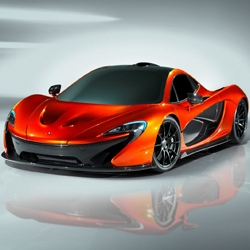 McLaren reveals the P1 design study, a successor to the incredible F1. The supercar takes inspiration from the rich racing history of McLaren and aims to hit production lines in the future.