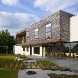 Platform 5 Architects have designed the Meadowview House in Bedfordshire, England.