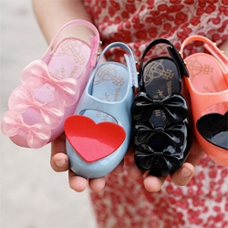 Vivienne Westwood and Melissa Shoes have partnered once more to launch Mini Melissa, a range of baby shoes based on Westwood's popular Anglomania designs.