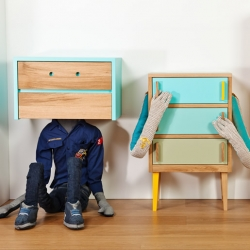 Can you imagine your furniture coming to life? Designer Stuart Melrose could... Check out his amazing furniture.