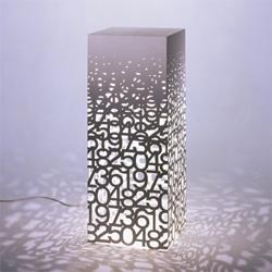 MEMENTO lamp designed by Hiroshi Yoneya and Yumi Masuko for Cassina.