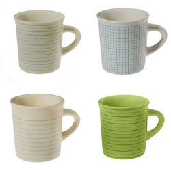 Memo Cups, availabled in lined, gridded and dotted patterns from Fishseddy. Sadly no Doane paper option