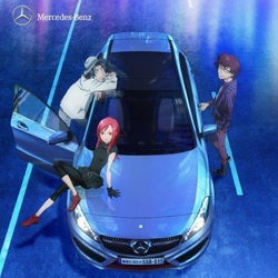 Mercedes-Benz has created the NEXT A-Class, a short anime film for the Japanese launch of the car, featuring the new A-Class hatchback chasing a 1955 Blue Wonder legendary noodle truck. Awesome!