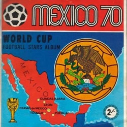 Excited football fans may be interested in our look back at the design of Panini sticker albums from years gone by – as far back as their first international album in fact, Mexico's 1970 World Cup.