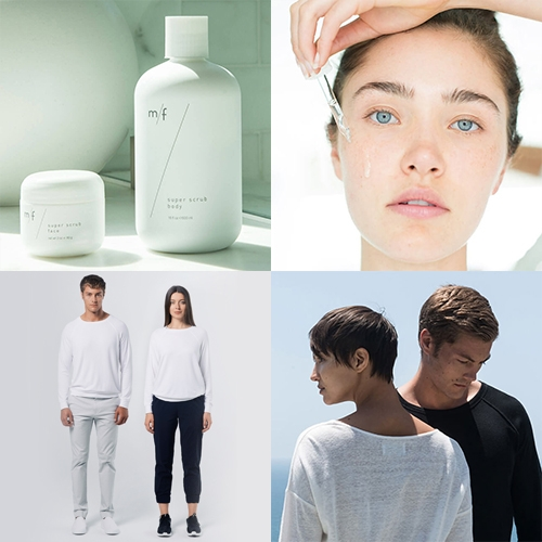 m/f people is a new minimal unisex lifestyle store from Greg Alterman (behind Alternative Apparel and Juice Served Here) currently selling unisex fashion, skin/body care, and expanding into much more.