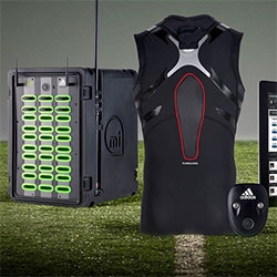 "Interesting to see adidas and Major League Soccer today announcing that MLS will integrate the adidas micoach Elite System league-wide in 2013, marking the world's first ""smart league."" ~ a networked system of the micoach technology."