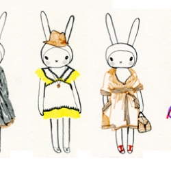 Miffy a la fashionista