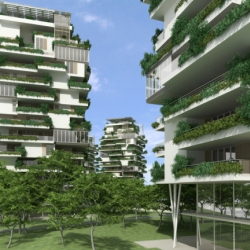 Sustainable development in Milan, Italy