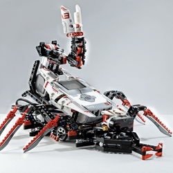 "The new Lego Mindstorm EV3 gets an update with mobile computing in mind. The new Linux-based ""intelligent brick,"" the central Mindstorm operating component, is now controllable from iOS and Android devices."