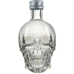 Mini 50mL Crystal Head Vodka Skulls!