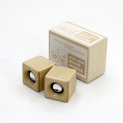 Mini Speakers from Team Tokushima.