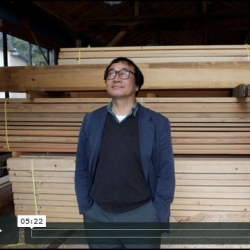 "Davina Pardo turns the story of ""Minka"", the farmhouse in Japan restaured by John Roderick and his son, Yoshihiro Takishita, into a short film : ""a meditation on place, architecture, memory and the meanings of home."""