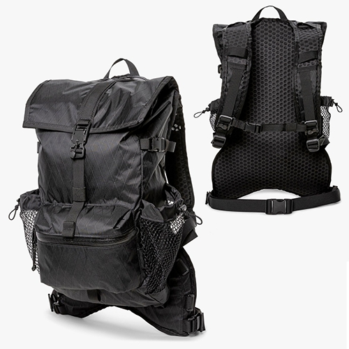 Mission Workshop Speedwell VX - 20L Weatherproof Laptop Backpack (hydration compatible). Wishing i had an excuse for this new larger version of my favorite Hauser hydration pack.