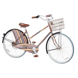 Get a first look at the Missoni for Target line that launches in September - lots of goodies for your home including a kicka$$ bike!