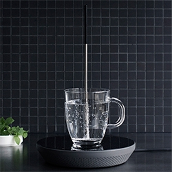 Miito, a kettle alternative that heats your water right in the mug (or whatever vessel you are using).