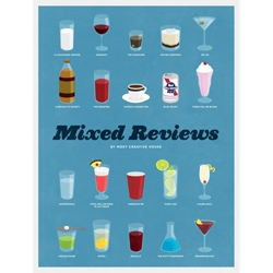 Mixed Reviews: 20 Classic Men's Movies Liquerated.  Enjoy responsibly! From EveryGuyed, in association with Suitored and Moxy Creative House.