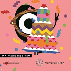 mb! by Mercedes-Benz's 50th mixtape is here... and to celebrate, they tapped Darcel Disappoints for the cover!