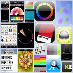 A great list of all the best apps for designers and creatives on the iPod and iPhone!