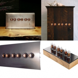 The coolest modern Nixie clocks on the market as well as a little background about Nixie tubes and how they work.