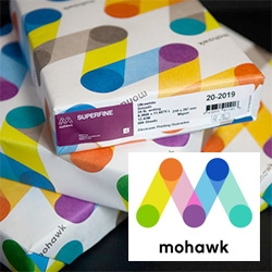 Mesmerized by the Mohawk re-brand and the variations of logos and the versatility of the patterns you can create. Redesign by Pentagram.