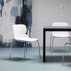the Molo Chair, a collaboration between duba-b8 and Norway Says.