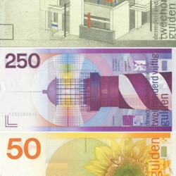 money doesnt have to be ugly.  netherland's  banknotes by robert deodaat emile oxenaar.