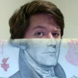 What does your money face look like? Reddit user MadSon11 posted his head matched with Alexander Hamiltons jaw and inspired money portraits around the world.