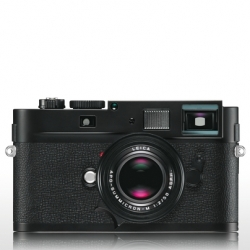 Leica M Monochrom, the first full-frame, 35 mm format digital camera designed exclusively for black-and-white photography.