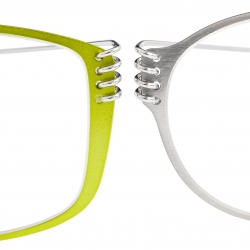 Monoqool eyewear is designed by Danish design team Tools. Made completely without screws and weighing only 4 grams.