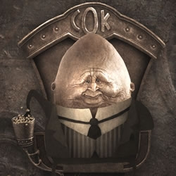 The work of director Franck Dion, Mister Cok is a tale of modern times, showing us the deeds of a grotesque and placid monster.